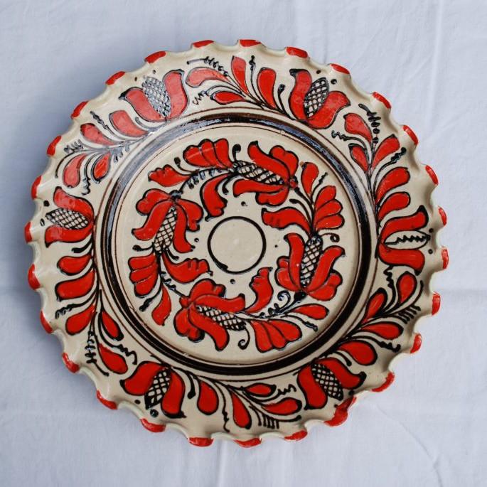 Vase de ceramică de Corund